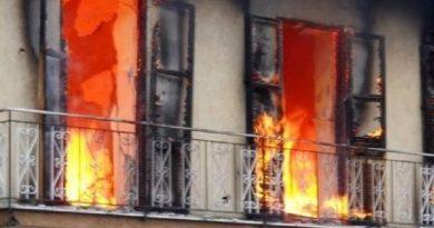 Immobile – Locazione – Incendio – Responsabilita'